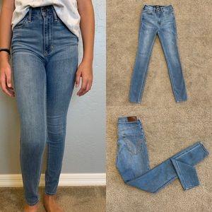 Hollister Ultra High Rise Super Skinny Jeans